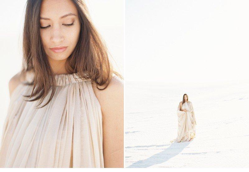 white sands bridal desert shoot 0031