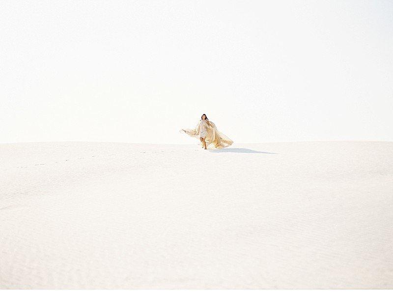 white sands bridal desert shoot 0034