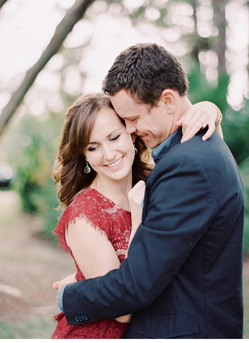 winter inspired engagment party 0011