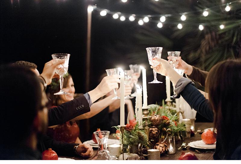 winter inspired engagment party 0023