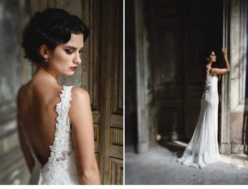 flowers and bones wedding inspirations 0010