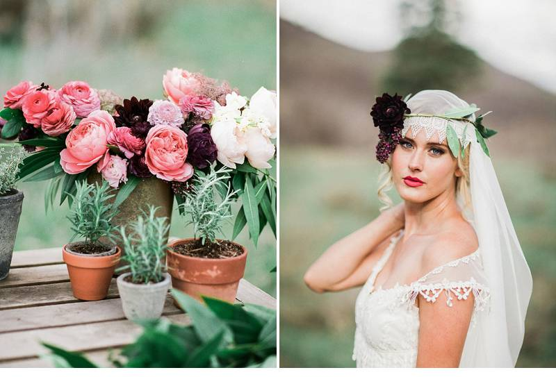 mountain bridal wedding inspiration 0010