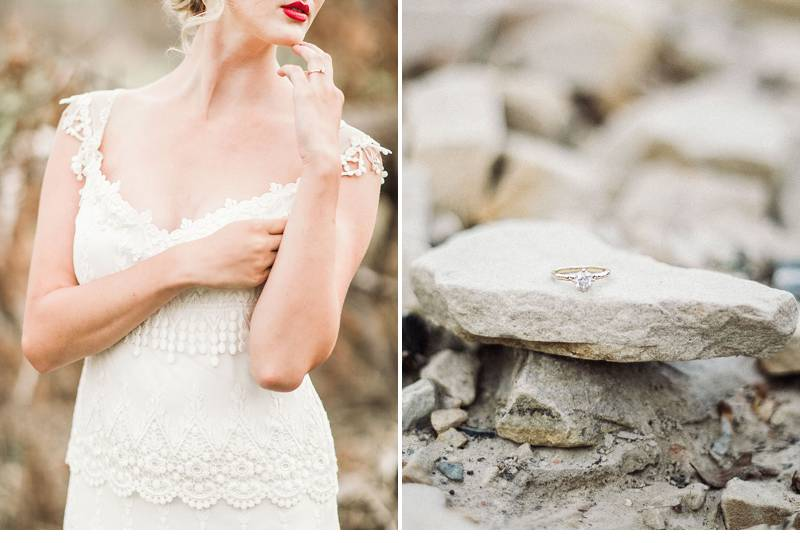 mountain bridal wedding inspiration 0012