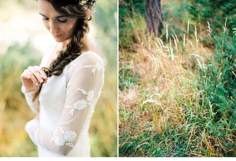 natural bridal shoot carinthia 0002