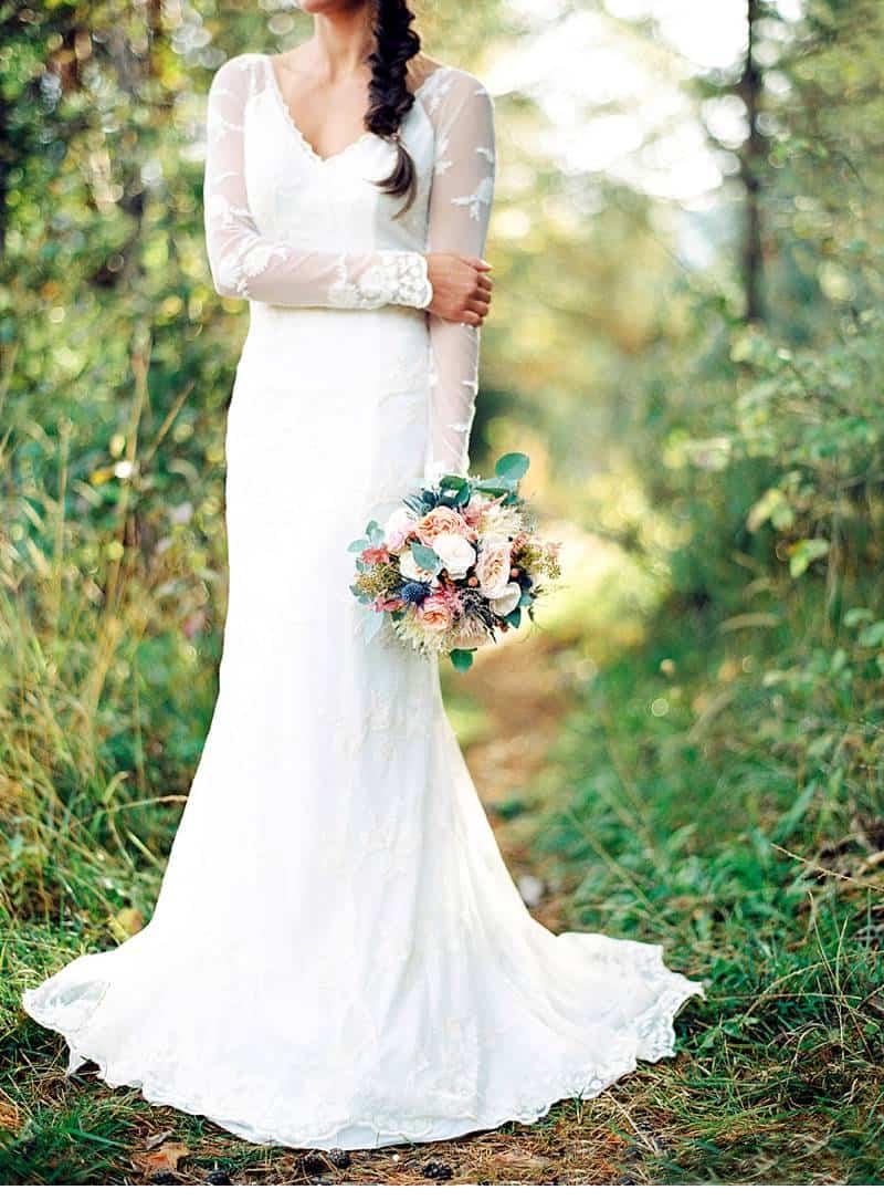 natural bridal shoot carinthia 0012