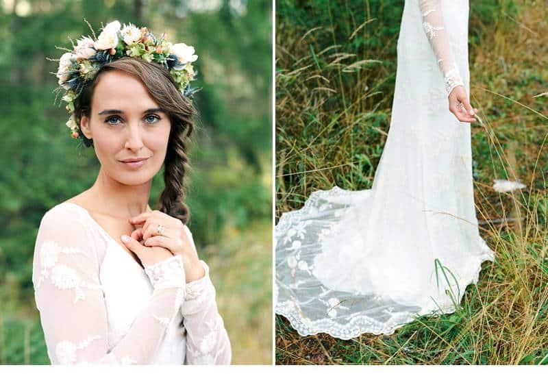 natural bridal shoot carinthia 0018