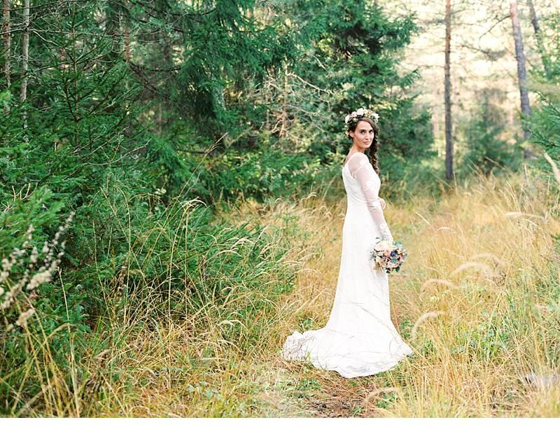 natural bridal shoot carinthia 0024