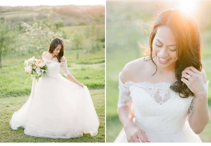 summer garden bridal inspirations 0004