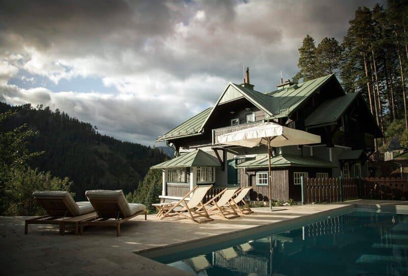 Villa Antoinette – wo Nostalgie auf Neuzeit trifft