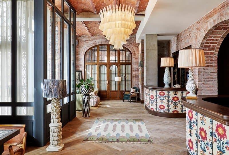 Die atemberaubende Welt des Soho House Barcelona