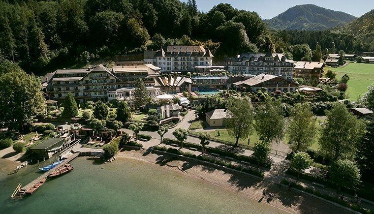 Hotel Ebner's Waldhof am Fuschlsee – der Romantik-Geheimtipp für Verliebte