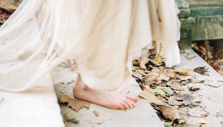 Herbstliche Brautinspirationen in Paris von Celine Chhuon Photography