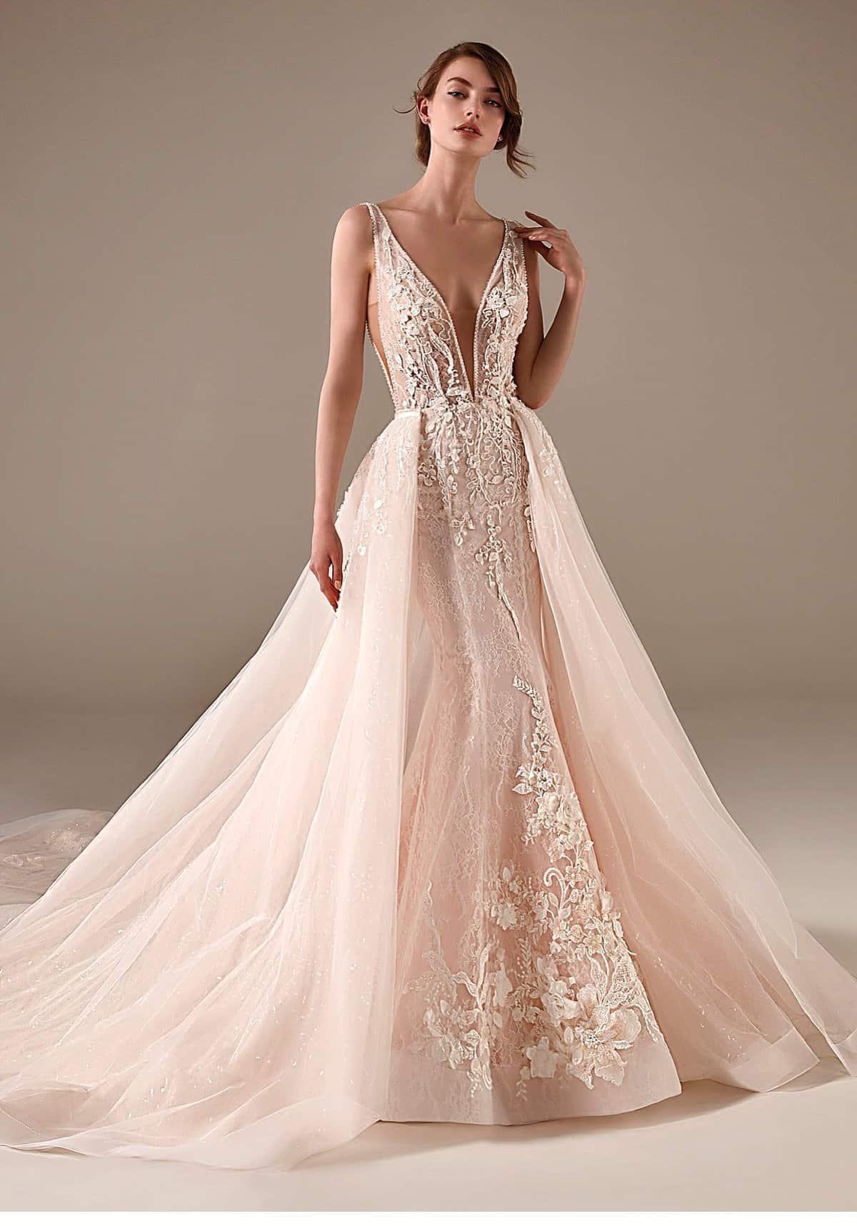 Pronovias Riada Sample Wedding Dress Save 53% - Stillwhite