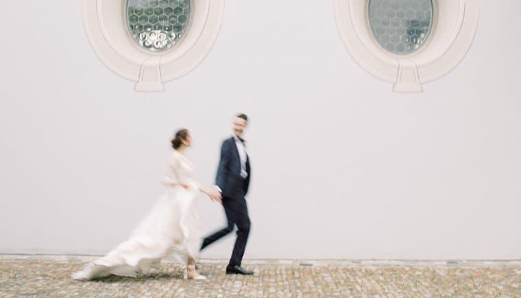 Intime Hochzeit in Zürich