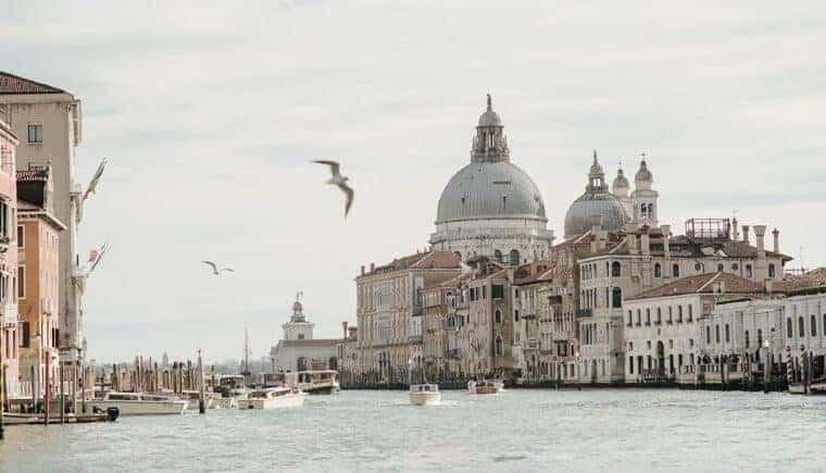 Eine unvergessliche Liebesgeschichte in Venedig