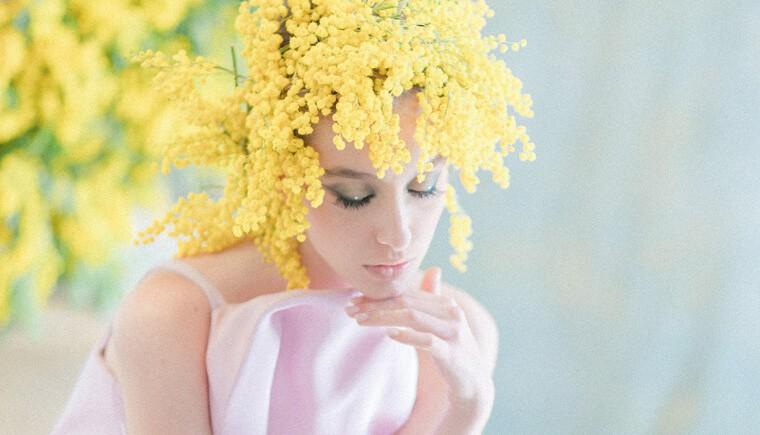 Frühlingserwachen mit der Strahlkraft der Mimosen