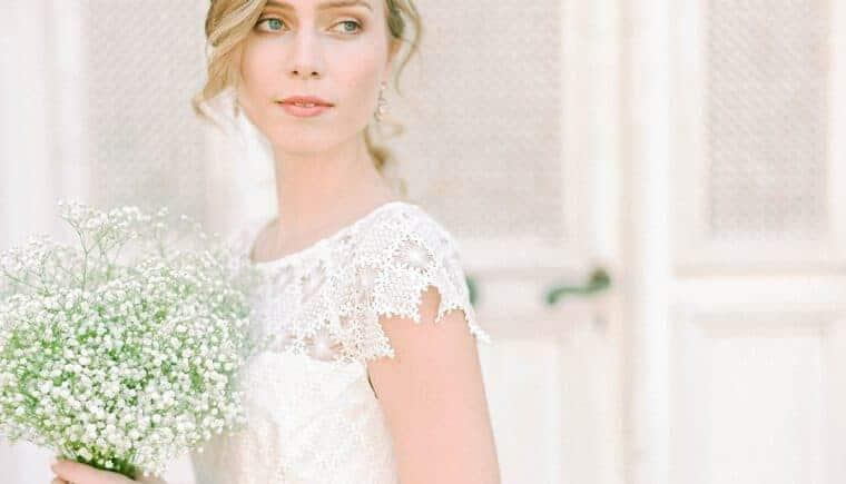 """""""PROMISE"""" – die Brautmodenkollektion 2022von Claudia Heller"""